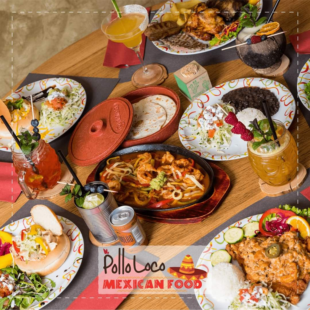 POLLO LOCO MEXICAN FOOD
